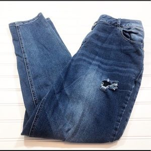 Maurices Women's Jeans Sz 14 Skinny stretch